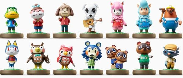 "!!!!!!!!NOEL!!!!!! Tous dispo sur Amazon "" amiibo animal crossing """