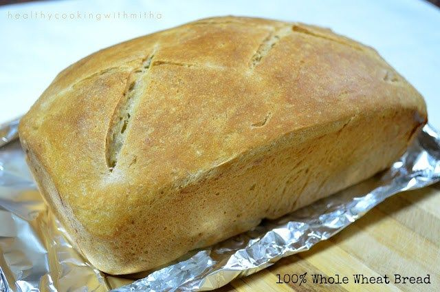Here's presenting my 200th post – Whole Wheat Bread or Bread made with Atta (Chapati flour). I had been long wanting to try homemade bread…