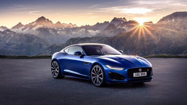 Neues Design Für Den Neuen F Type Von Jaguar Jaguar F Type New Jaguar New Jaguar F Type