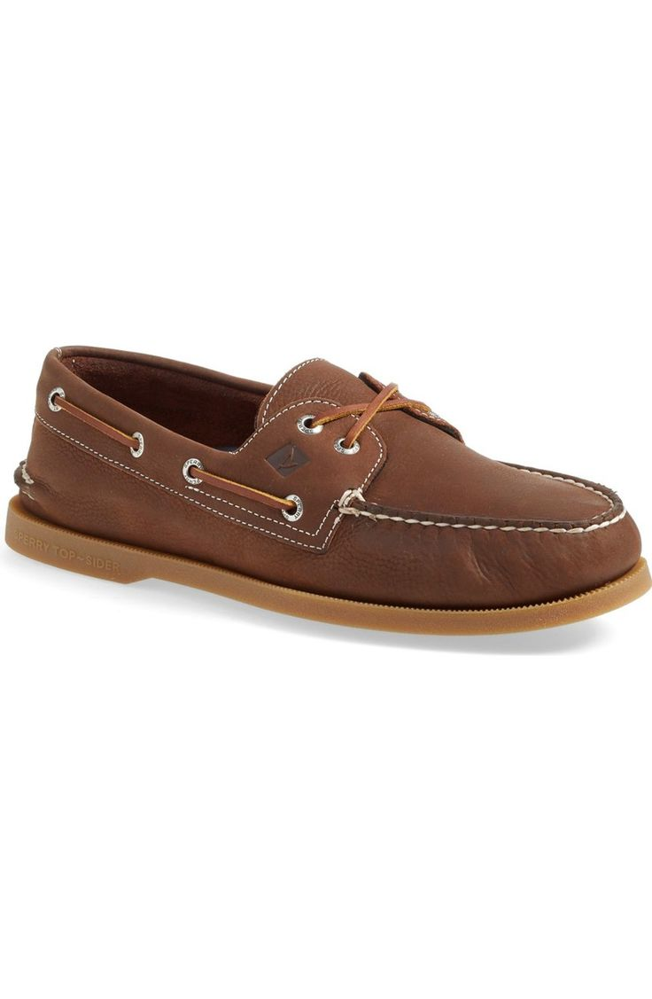 These Sperry boat shoes are cool, casual, and offer timeless style for the fashioned man. Check them out at the NSale this year!