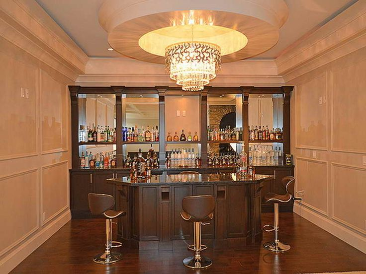 Best 25+ Small Basement Bars Ideas On Pinterest