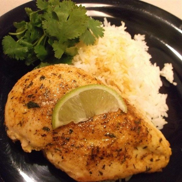 Spicy Garlic Lime Chicken Recipe — Dishmaps