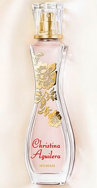 WOMAN, The New Fragrance by Christina Aguilera