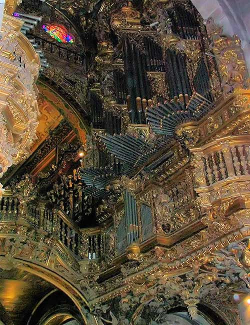 Órgão da Sé de Braga, lado do Evangelho | Pipe organs of Portugal www.meloteca.com500 × 650Pesquisar por imagens ÓRGÃO DA SÉ DE BRAGA, LADO DO EVANGELHO