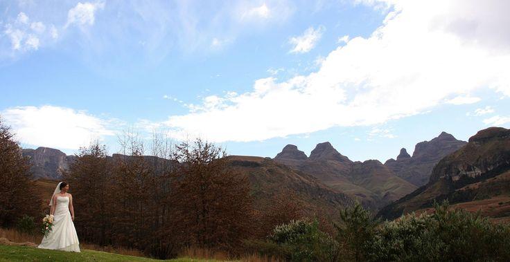 Weddings & Honeymoons | Cathedral Peak Hotel - Drakensberg