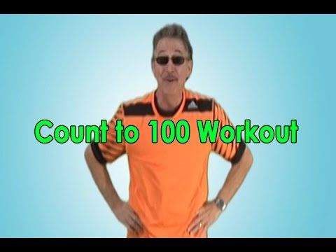 Make counting to 100 and fitness fun a daily activity in your class or home with this educational song for preschool and primary grade children.    I included some great crossover the mid-line exercises so children can get the brain benefits from doing lots of crossover moves.  Workout, count to 100 and sing along.  The Count to 100 Workout Song is a great tool to use to enhance and strengthen counting skills and get some exercise all at the same time.