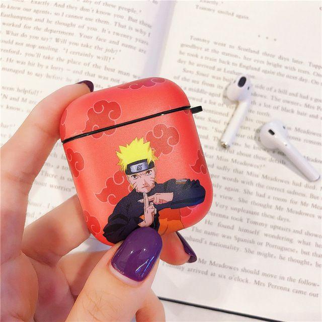 Naruto Airpods Case Case Naruto Merchandise Naruto