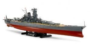 Tamiya 78031 Musashi Japanese Battleship