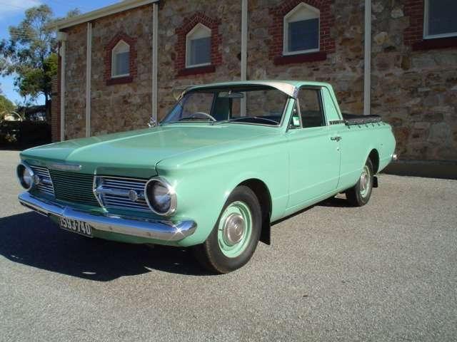 1965 AP5 Valiant Wayfarer Ute