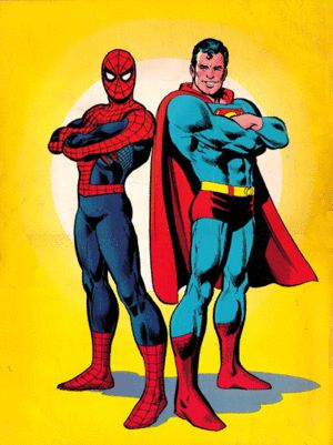 My two faaaavorite super men.