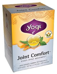 Yogi Tea                            Joint Comfort Tea, 16.0 Each , Bag