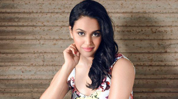 "Actress Swara Bhaskar, who has worked in movies like ""Raanjhanaa"" and was…"