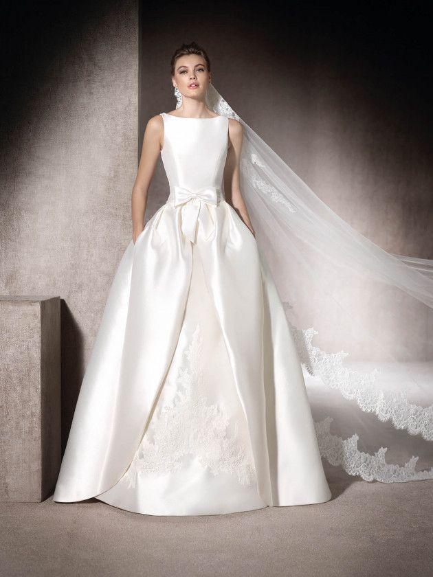 Vestido de novia princesa y sirena Mauritania