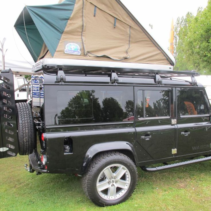 226 Best Land Rover Defender 110 Images On Pinterest: Masai Panaromic Windows