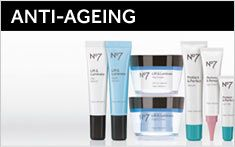 Number 7 Anti-ageing  The only skin product worth using.    Great for your skin and your pocket.