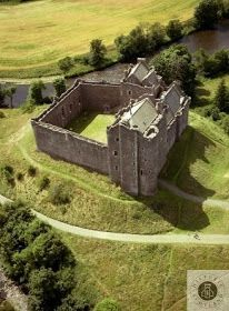 Photo Place: Doune Castle, Scotland