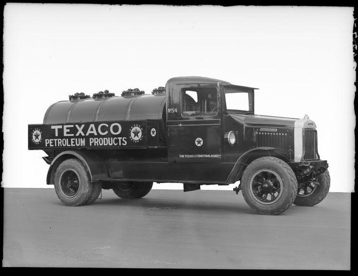 100672PD: Texaco Petroleum Products petrol tanker, 1929 http://encore.slwa.wa.gov.au/iii/encore/record/C__Rb3473423?lang=eng