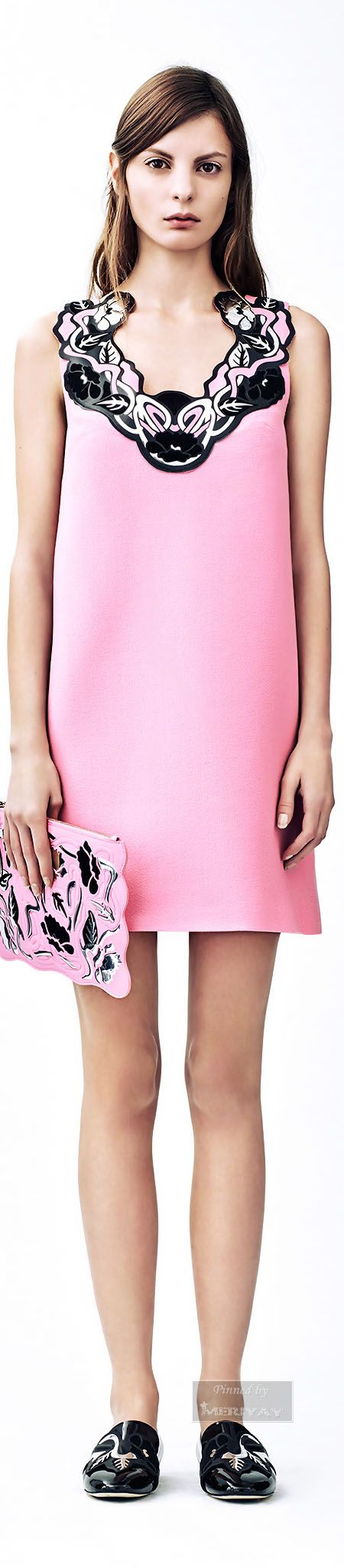 Christopher Kane Pre-Fall 2015  The House of Beccaria~