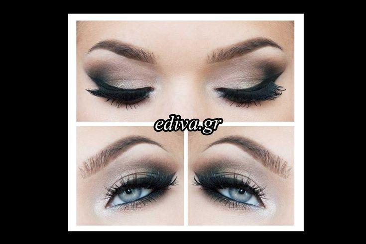 Ποιες σκιές ματιών να επιλέξεις για γαλάζια,πράσινα και καστανά μάτια