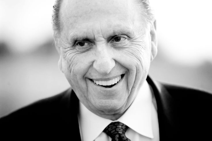 President monson picture black white church for Thomas s monson coloring page