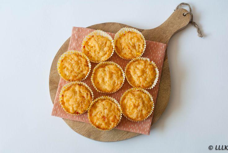 Eigenlijk word dit recept al jaren in mijn familie gemaakt. Normaal word hij namelijk in een quiche vorm gebakken en heeft hij een andere naam. Ik wilde er een twist aan geven door er muffins van t…