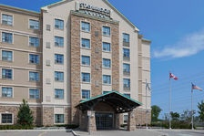 Staybridge Suites Extended Stay Hotel Oakville Burlington is located at the QEW. We are 30 min. from Toronto Pearson Airport & 30 min. to the Hamilton airport. The Staybridge Suites Oakville Burlington offers bedroom apartment suites with many conveniences . Our pet friendly hotel (fee) offers apartment like suites. Other features include 24-hour business center with free Internet, print/fax/copy capabilities, free laundry facilities, fitness center, indoor pool, free breakfast buffet…