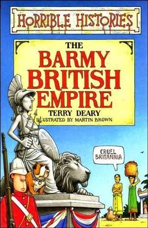"""Barmy British Empire (Horrible Histories)"" av Terry Deary"