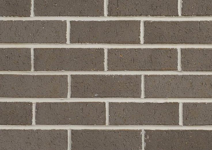 """EXTERNAL BRICK - Austral Urban One Range """"Pepper"""" with Off-White Ironed Mortar"""