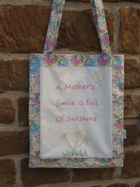 'Summery' Tote Bag! - The Supermums Craft Fair