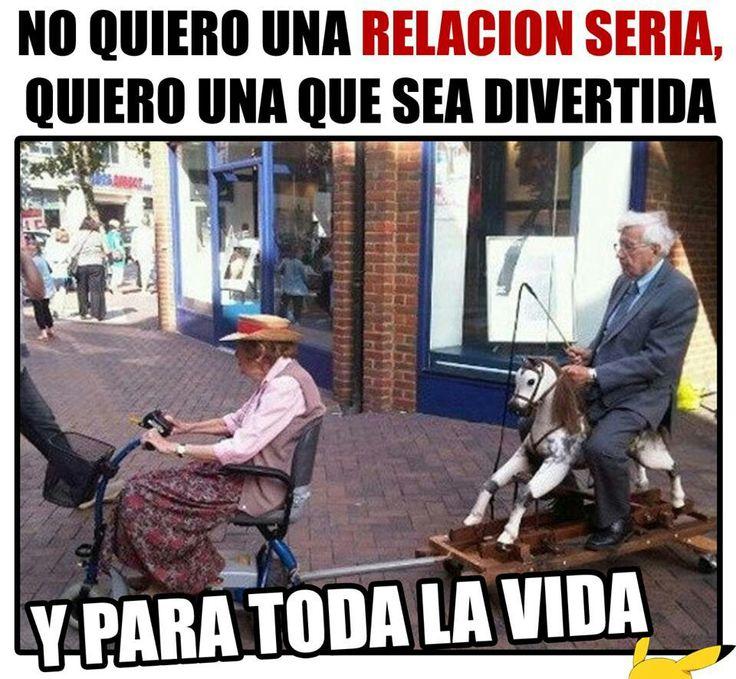 :D La relación ideal!!