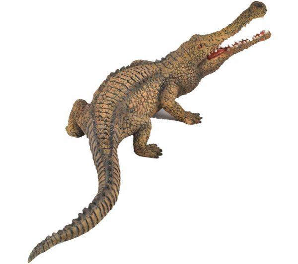 Sarcosuchus - Todo Dinosaurios - La tienda del dinosaurio http://www.tododinosaurios.com/es/i243/sarcosuchus 8€