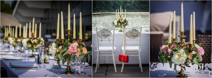 Perfect wedding setting!