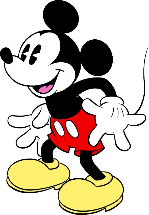 mickey mouse clip art and