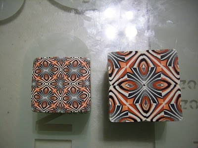 Amy Bee Designs - Prachtige Fimo blog met kaleidoscoop, russische poppen, kerst, enz.