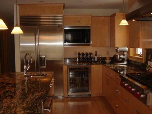Best 25+ Maple cabinets ideas on Pinterest | Maple kitchen ...