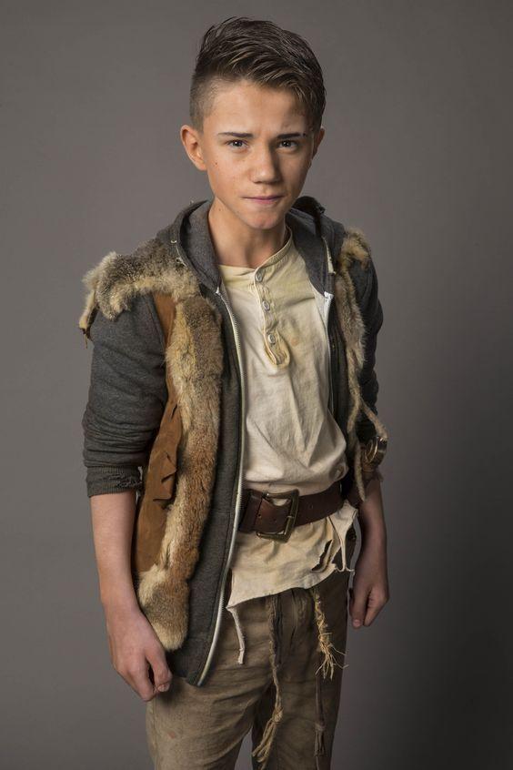 lost boy costume