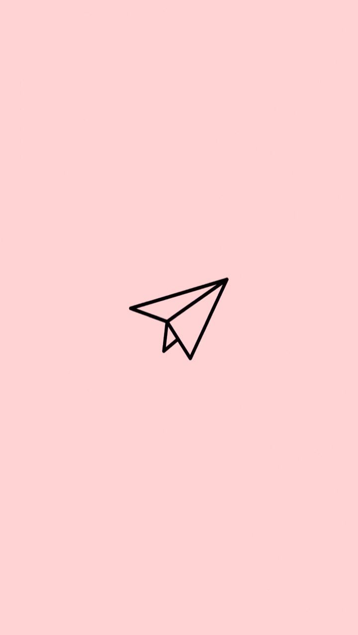 Idea By Michaela On Pink Rose Gold Cute Simple Wallpapers
