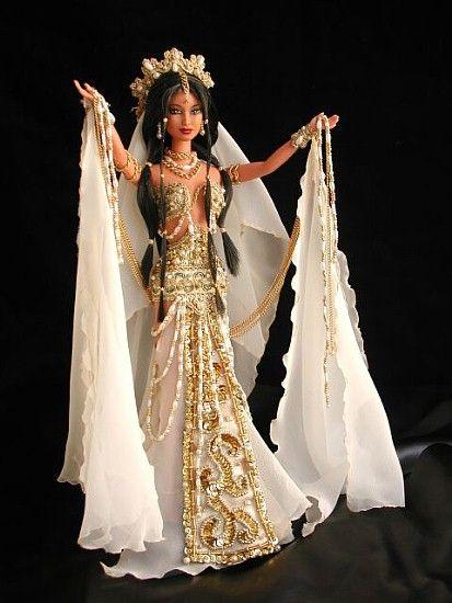 Dolls of the World - Kasi