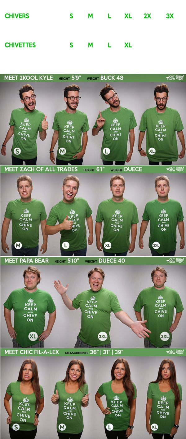 Keep Calm and Chive On! – The Chivery