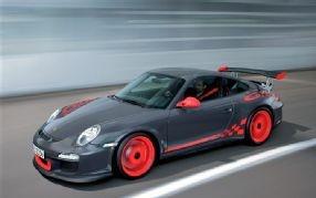 2010 Porshe 911 GT3 RS
