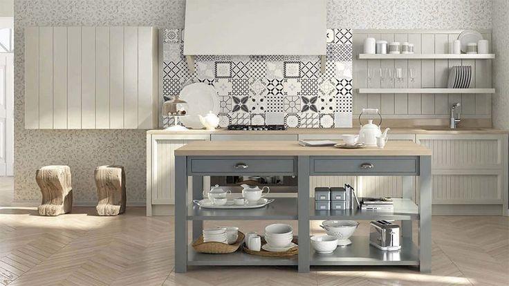 Oltre 25 fantastiche idee su piastrelle da cucina su for Piastrelle cucina bianche quadrate