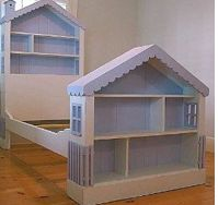 Cute Doll House Bed