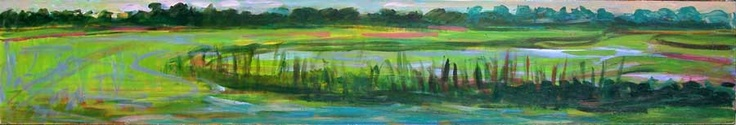 Elemore Morgan, Jr.  Rice Under Water #2