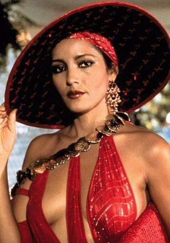 Fatima Blush (Barbara Carrera in Never Say Never Again)