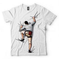 Koszulka Wspinaczka - Koszulki i bluzy 3D, T-shirty, tshirty, koszulki 3D z nadrukiem, koszulki damskie, koszulki męskie, koszulka, koszulki - Tulzo