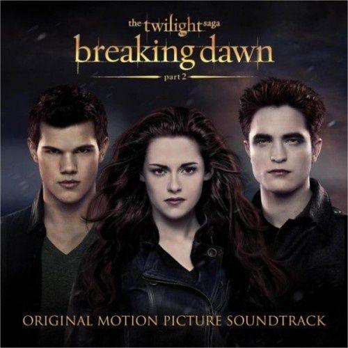BSO The twilight saga: Breaking Dawn part 2 (La saga crepúsculo: amanecer parte 2) - 2012.