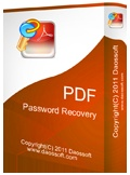 25% Off - Daossoft PDF Password Recovery. PDF Password Recovery can instantly recover pdf password in seconds. Click to get Coupon Code.