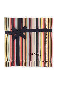 PAUL SMITH Multi-striped handkerchief