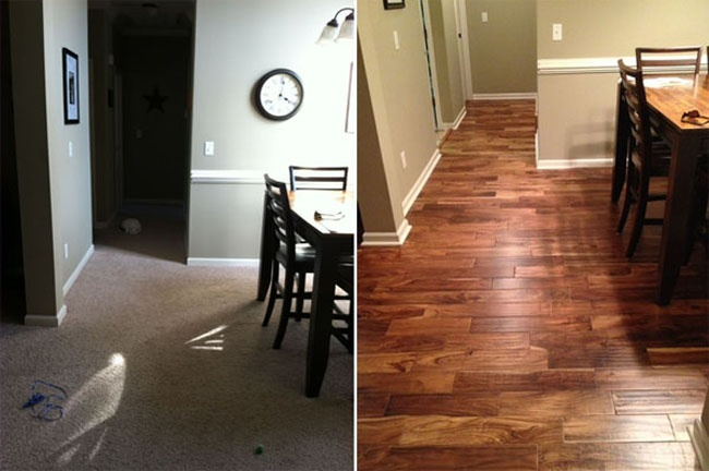 17 Best Images About Hardwood Flooring Ideas On Pinterest