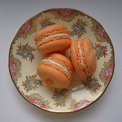 Grapefruit and Lychee Macarons | Recipes | Pinterest
